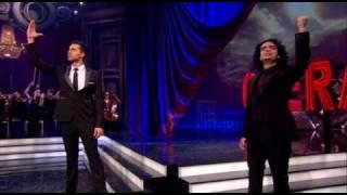 Darius Campbell & Rolando Villazon - Dream the Impossible Dream (Popstar to Opera Star)