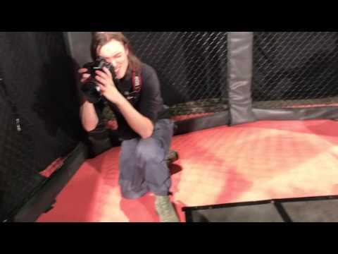 MMA-XXX Mannequin challenge Chloe Davis Model, wrestling, mma