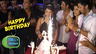 Adaa Khan Birthday Bash