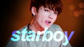 [jungkook] - starboy