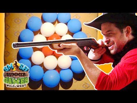PUNISHMENT SHOOTOUT Smosh Summer Games