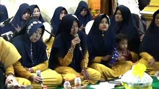 Ya Asyiqol Musthofa Rebana AL-HIKMAH Gandheng Permai ACARA WALIMATUSSAFAR TEMAYANG JULI 2019