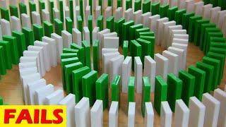 Extras - INSANE Domino Tricks