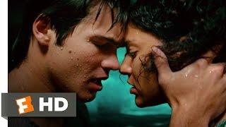 Piranha 3D (9/9) Movie CLIP - Hold on Tight (2010) HD