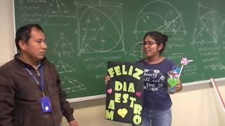 Feliz día del Maestro - Academia Aduni y CV Los Olivos