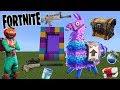 Download Video Download PORTAL to the FORTNITE Dimension   Minecraft PE 3GP MP4 FLV