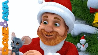 Jingle Bells | Christmas Songs For Kids | Nursery Rhymes From Dave and Ava