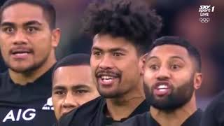 Rugby Insano - Barbarians V All Blacks 4th November 2017
