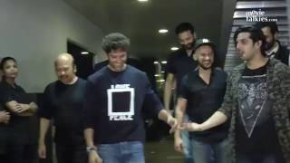 Hrithik Roshan Spotted With Ex-Wife Sussanne Khan On His Birthday.