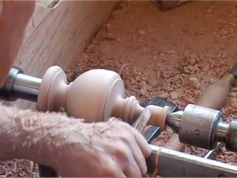 Finials Wood Carving
