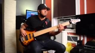 Marvin Sapp - Fresh Wind (Bass Cover)