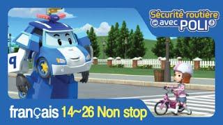 Compilation #2 Robocar Poli - Sécurité routière