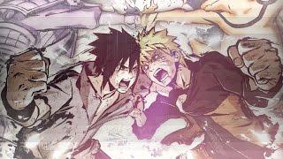 Naruto Shippuden「AMV」- Naruto vs Sasuke [Final Battle] - Courtesy Call