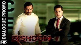 Varun & John vow to live upto the 'Hype' | Dishoom | Dialogue Promo