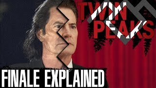 Twin Peaks: The Return | Finale Explained & Parallel Dimensions Theory