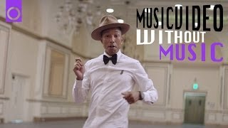 #WITHOUTMUSIC / Happy - Pharrell Williams