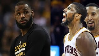 Kyrie Irving Angry at LeBron James for the WRONG Reason!