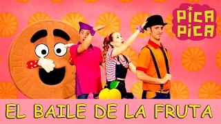 Pica-Pica - El baile de la fruta (Videoclip Oficial)