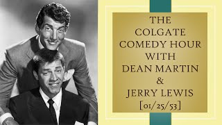 The Colgate Comedy Hour: January 25 1953