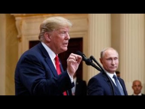 """Trump was not a """"strong man"""" next to Putin today Tim Carney"""