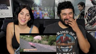 10 MOVIE BLOOPERS That Made It To The FINAL CUT - REACTION & DISCUSSION!!!