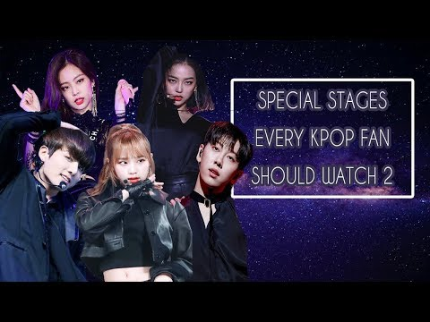 Special stages & Covers Every Kpop Fan Should Watch 2 100 stages