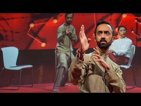 Who am I? Think again | Hetain Patel