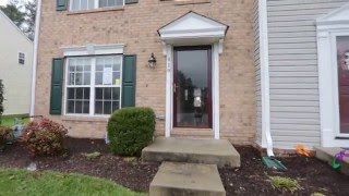 Modern Henrico 3BR Townhome for Sale !   End Unit ++ Priced Right ++