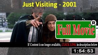 Watch: Just Visiting Full Movie Online