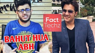 CarryMinati Dissapointed On Trending Page   Ashish Chanchlani New Video   FactTechz Face Reveal  