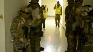 UAL/MGP Deadliest Warrior Competition - East Coast Tactical Squad 2nd Place (Tied)