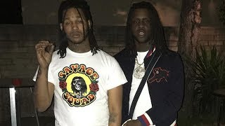 """Fredo Santana """"Pulls Up To Chief Keef Mansion On Ray J Scootie Bike"""""""