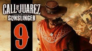 Let's Play Call Of Juarez Gunslinger - EP09 - Swamped