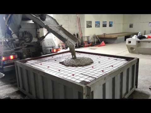 SCC beton