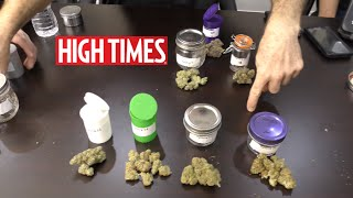 High Times U.S. Cannabis Cup 2016 ~ Sativa Beauty Contest!!! Part 1