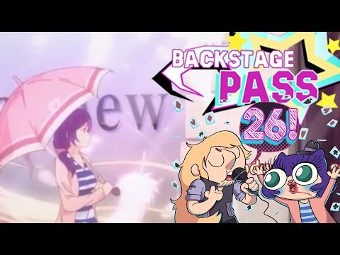 The End BACKSTAGE PASS w Crendor Part 26