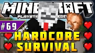 Minecraft PS3 - Hardcore Survival - Part 69 - TO THE END! ( PS3 )