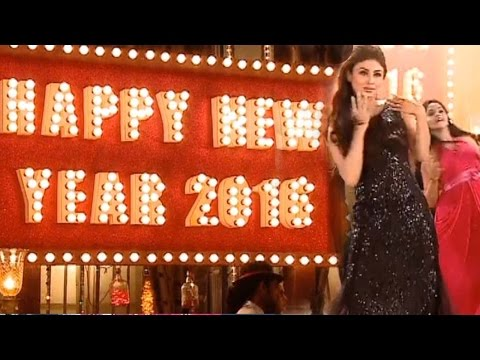 Mouni Roy's Amazing Dance Performance On New Year | FULL UNCUT | 30th December 2015
