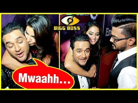 Xxx Mp4 Hina Khan KISS Vikas Gupta At Bigg Boss 11 FINALE 3gp Sex