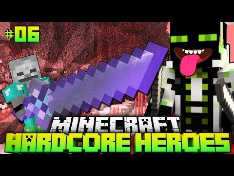 DU oder ICH?! - Minecraft Hardcore Heroes 3 - #06 [Deutsch/HD]