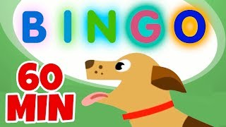 Bingo Song Nursery Rhymes Party Songs | Kids Songs To Dance To | Raggs TV