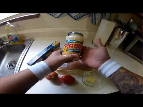 How to cook broiled Chicken Breast Fetuccine Alfredo