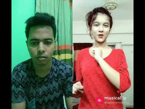 Xxx Mp4 Musically Bangladesh With Riddo Ragan Ese Na Muje Tum Dekho Funny Dialouge 3gp Sex