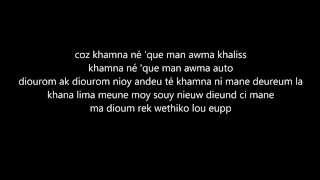 Aliba - One day (lyrics on screen)