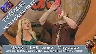 Maak 'n Las: May 2002 met Wolfgang Riebe