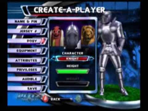 Xxx Mp4 NFL Blitz 2003 Xbox Create A Player Mode 3gp Sex