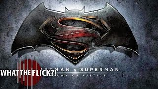 Batman v Superman: Dawn of Justice NO SPOILERS Review