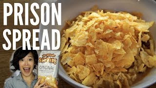 The WHOLE SHABANG Chips SPREAD   Prison Food Recipe