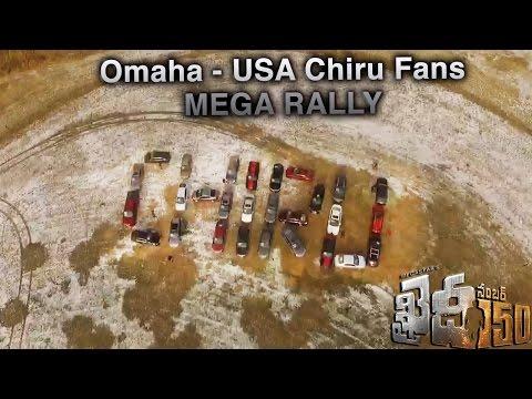 Mega Rally by Omaha USA Chiru