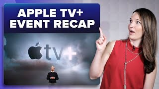 Apple TV event recap in 8 minutes